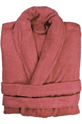 Halat de baie roz - Naf Naf