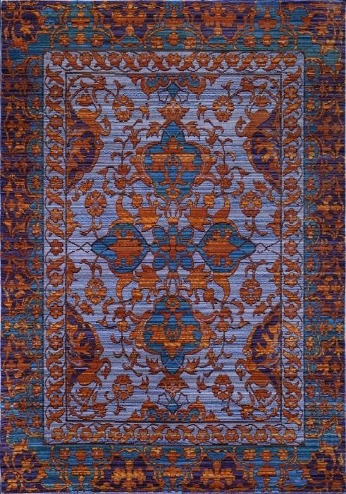Covor contemporan Aqua Silk 149 B