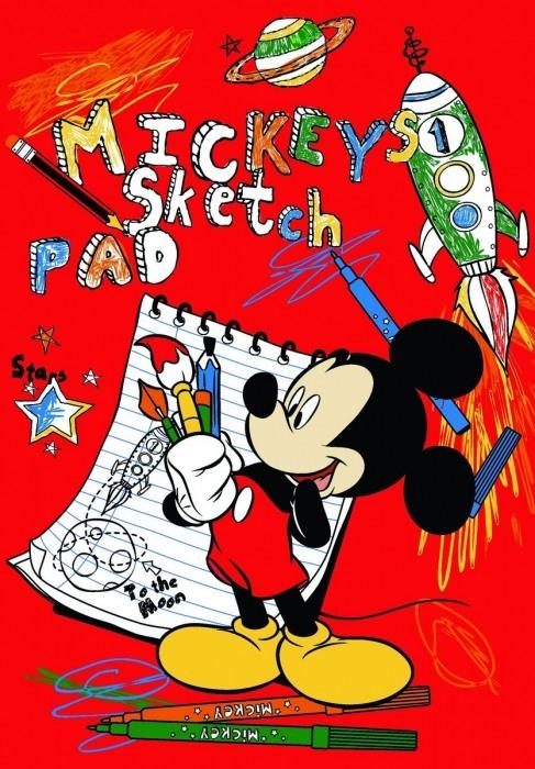 Covor Disney model Mickey 455